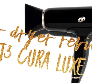 Hair Dryer Review: T3 Cura Luxe
