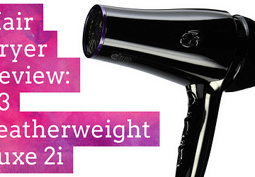 T3 Featherweight Luxe 2i Hair Dryer Review