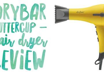 Drybar Buttercup - Hair Dryer Review